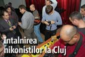 Intalnirea nikonistilor din Cluj