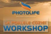 La poalele Coziei - Workshop cu Dan Dinu