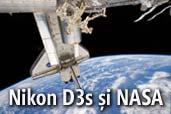 Primele imagini cu Nikon D3S surprinse de astronautii NASA