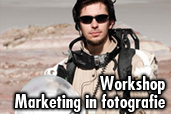 Workshop Marketing in fotografie