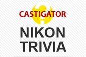 Castigatorul premiului lunar Nikon Trivia, editia a II-a