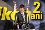 Nikon a celebrat 2 ani de existenta in Romania