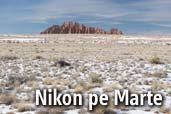 Nikon pe Marte
