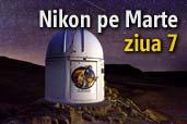 Nikon pe Marte: ziua 7