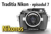 Traditia Nikon: Nikonos