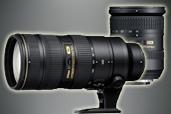 Nikon lanseaza doua noi obiective Nikkor