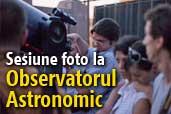 Bucurestiul Meu Drag si Nikon la Observatorul Astronomic