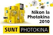 Nikon la Photokina 2010