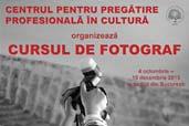Program de formare profesionala pentru ocupatia de fotograf