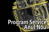 Program service in perioada Anului Nou