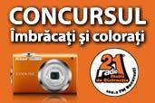 Castiga un Nikon COOLPIX S3000 la Radio 21