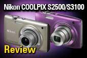 Test cu Nikon COOLPIX S2500 si S3100 - Adrian Baicea