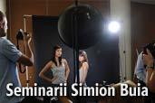 Seminarii si ateliere de fotografie organizate de Simion Buia