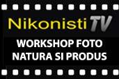 Urmareste Live: Workshop foto Produs si Natura