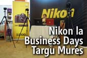 Nikon la Business Days Targu Mures