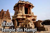 in.DIA - Temple din Hampi