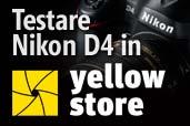Nikon D4 - cel mai performant aparat foto DSLR din lume si noul obiectiv AF-S NIKKOR 85mm f/1.8
