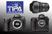 Nikon - marele castigator la TIPA 2008, cele mai prestigioase premii din industria fotografica
