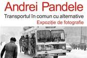 Expozitie Andrei Pandele la Iasi