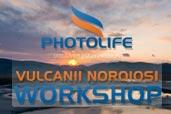 Vulcanii Noroiosi - Workshop foto cu Dan Dinu