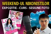 Invitatie la Weekend-ul Nikonistilor