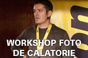 Inregistrare video: Workshop foto de calatorie