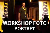 Workshop foto de portret: Inregistrare video