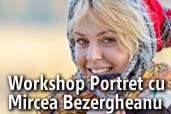 Workshop Portret cu Mircea Bezergheanu