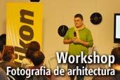 Workshop foto cu tema Fotografia de arhitectura