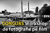 Concurs: Workshop de fotografie pe film