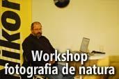 Transmisie LIVE: Workshop despre fotografia de natura cu Mihai Moiceanu