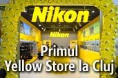 Nikon deschide primul magazin Yellow Store din Cluj