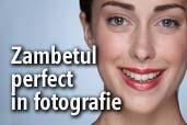 Secretul unui zambet perfect in fotografie