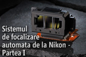 Tutorial foto: Sistemul de focalizare automata de la Nikon -  Partea I