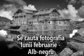 Se cauta fotografia lunii februarie - Alb-negru