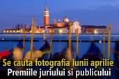 Se cauta fotografia lunii aprilie - Premiile juriului si publicului