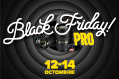 Nikon Black Friday Pro in perioada 12-14 octombrie 2018