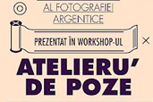 Atelieru' de poze - Workshop de fotografie argentica