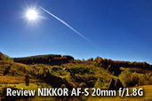 Review NIKKOR AF-S 20mm f/1.8G: Am transformat noaptea in zi - de Mircea Bezergheanu
