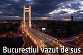 Bucurestiul vazut de sus -  de Silviu Matei, fotoreporter Mediafax