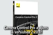 Camera Control Pro a ajuns la versiunea 2.20.0!