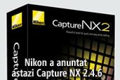 Nikon a anuntat astazi Capture NX 2.4.6