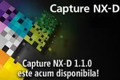 Capture NX-D 1.1.0 este acum disponibila!