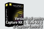 Capture NX 2.3.4, ViewNX 2.5.1 si Camera Control Pro 2.11.1 disponibile pentru descarcare