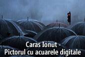 Caras Ionut - Pictorul cu acuarele digitale