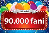 Castigatorii concursului 90.000 de fani