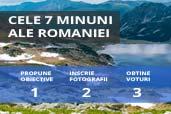 Nikonisti.ro lanseaza concursul Cele 7 Minuni ale Romaniei