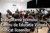 Nikon a inaugurat primul Centru de Educatie Vizuala dedicat liceenilor din Romania