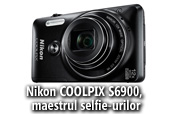 Nikon COOLPIX S6900, maestrul selfie-urilor