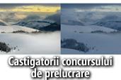Seminarul de editare a fotografiilor cu Mircea Bezergheanu - Castigatorii concursului